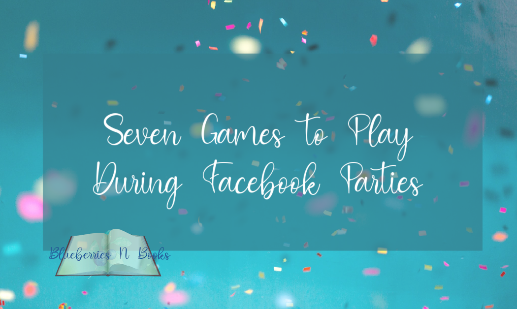 Seven Games to Play During Facebook Parties
