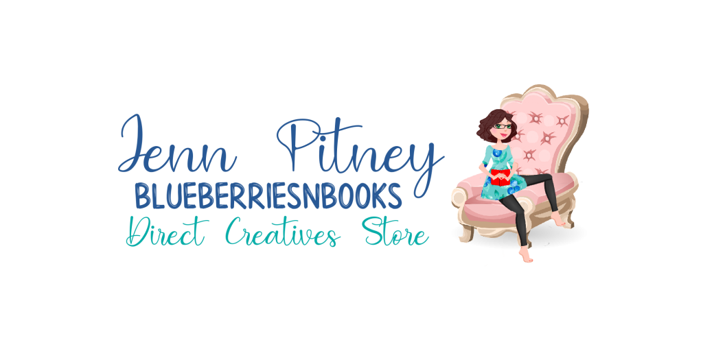 Blueberries N Books - Direct Creatives Store Owner